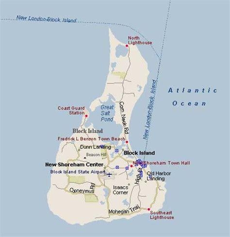 block island map block island ri images