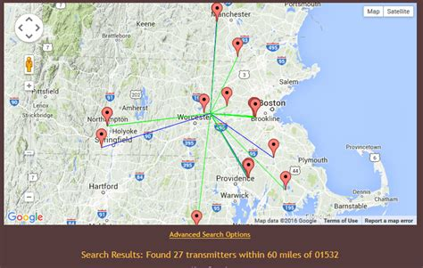 hdtv antenna map choosing an the air tv antenna for free hd channels