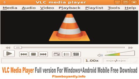 windows media player for android free vlc media player version for windows android mobile free