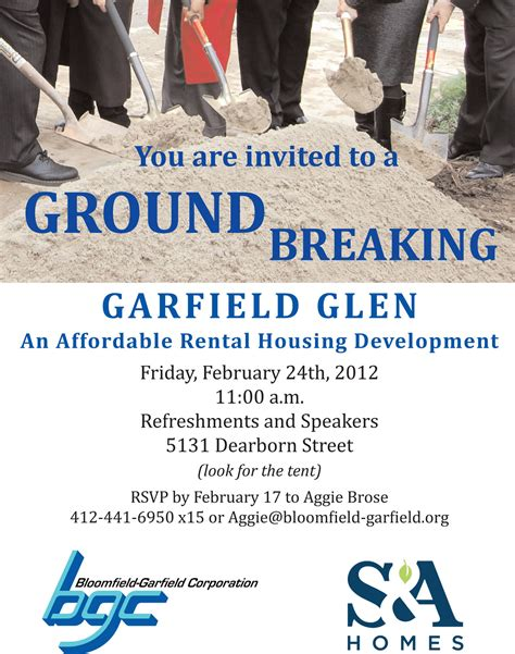 groundbreaking ceremony invitation templates groundbreaking ceremony invitations related keywords