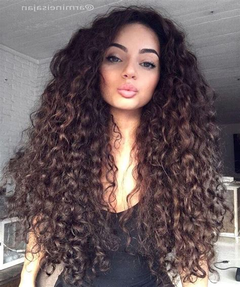 Best Hairstyles For Curly Hair And by 15 Best Of Hairstyles For Curly Hair