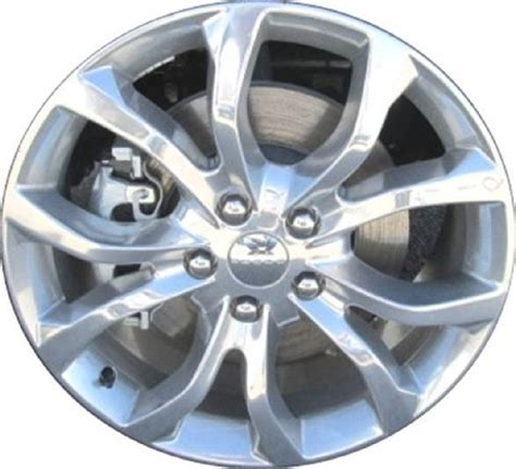 dodge durango 2568p oem wheel 0 oem original alloy wheel