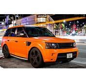 Descargar Gratis Sintonizacin Naranja Land Rover