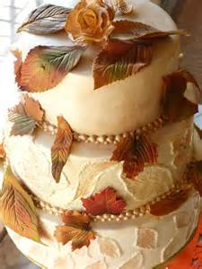 herbstliche kuchen und torten you to see fall wedding cake on craftsy