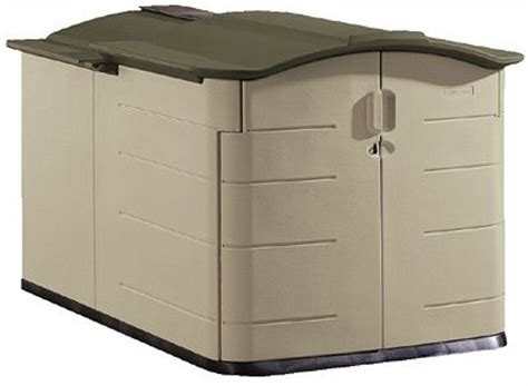 storage buildings woodville rubbermaid slide lid