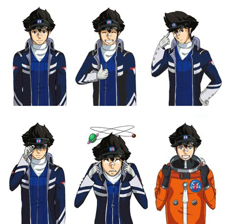 Ace Attorney Court Records Ace Attorney Clay Terran Sprites All By Youmikori On Deviantart