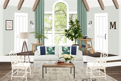 The Living Room Tv Show - classic tv show living room redesign challenge