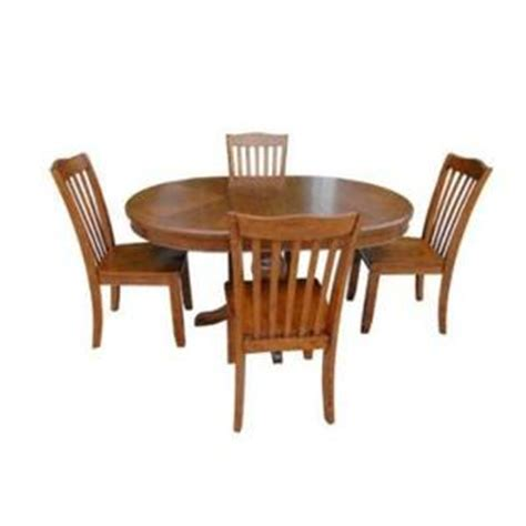 Sears Dining Table Set Pedestal Dining Table For A Family Of Four To Enjoy At Sears