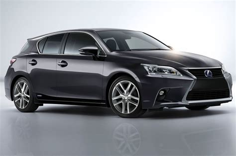 refreshed  lexus ct  priced