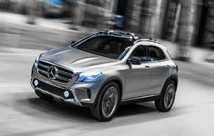 Mercedes Baby 2019 Mercedes Glb A Baby G Class With Mpv Space And Few