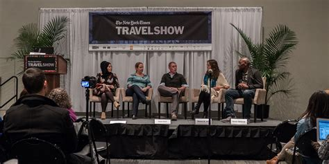 new york times travel the 2017 new york times travel show a review