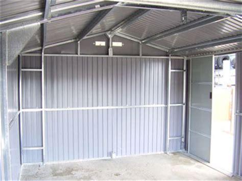 cobertizos para vehiculos metalicos 187 duramax lyon garaje de metal para vehiculos 20x12