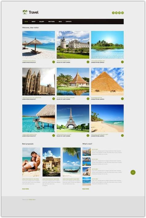 23 best tour travel joomla templates web creative all