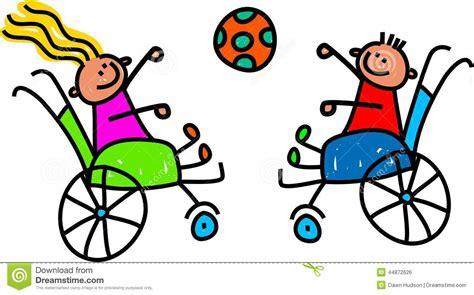doodles basketball spielen disabled stock illustration image