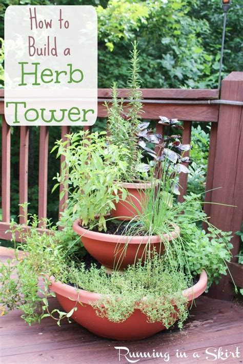 Herb Garden Planter Container by Best 25 Vertical Planter Ideas On