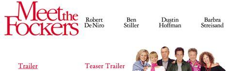 meet my trailer meet the fockers
