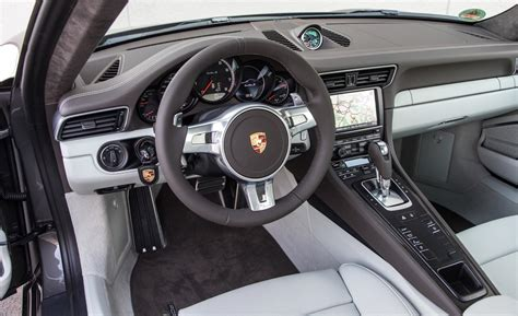 porsche 911 turbo s interior porsche 911 turbo interior 2017 ototrends