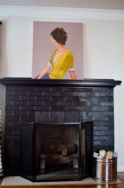 painting brick house rustic with brick wall exposed beams beeyoutifullife