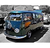 Volkswagen Type 2 Van Combi MotoBurg