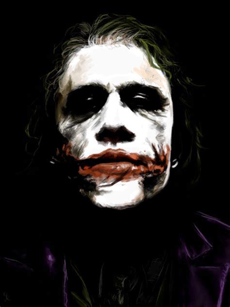 joker painting joker painting by aquila audax on deviantart