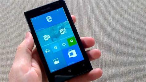 nowości w systemie windows 10 mobile build 10149