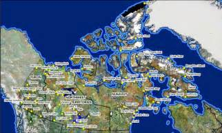 canada satellite map on russia and arctic cannon blasted a russian plan to
