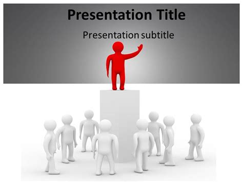 powerpoint templates for leadership qualities background for powerpoint leadership traits pictures to