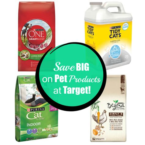 Target Gift Card Ideas - earn a 10 target gift card on pet products deal ideas coupon closet