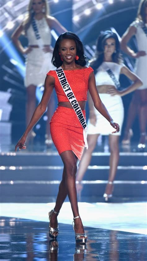usa contest miss district of columbia absolutely nailed