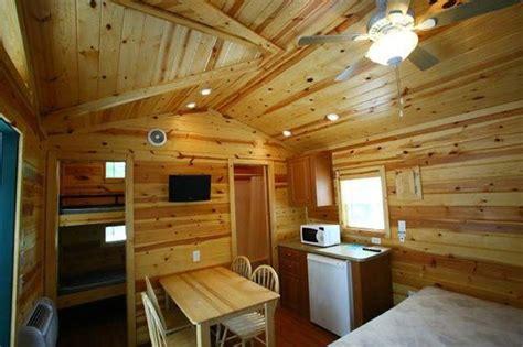 Koa Deluxe Cabin by Inside Of Our Deluxe Cabin Picture Of Copake Koa Copake