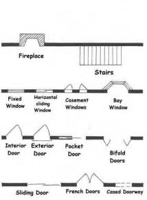 floor plan stairs symbols symbols architectural floor plans and floor plans on