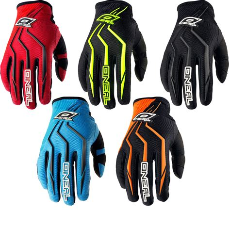 oneal motocross gloves oneal element 2017 motocross gloves off road dirt bike