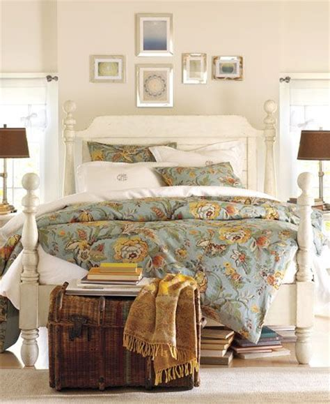 pottery barn bedroom colors like the color scheme and laid back nature for the master