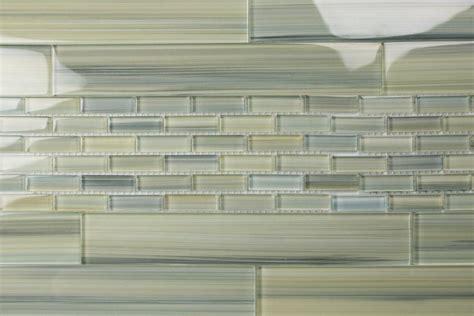 Wintermoss 2x12 Hand Bathroom Glass Tile Bodesi Mosaic Glass Tile Kitch