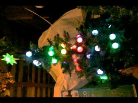 gemmy light show musical christmas tree good youtube
