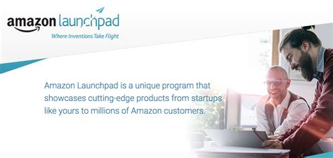 amazon launchpad amazon launchpad debuts to bring selling success to start