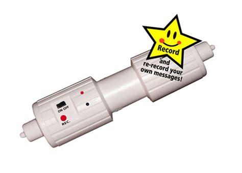 Talking Toilet Paper Holder Reminds You To Wash Your by Talking Toilet Roll Paper Holder Message Novelty Joke
