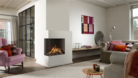 bellfires corner bell high efficiency gas two sided appliance
