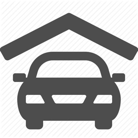 Garage Icon by Car Garage Vehicle Icon Icon Search Engine