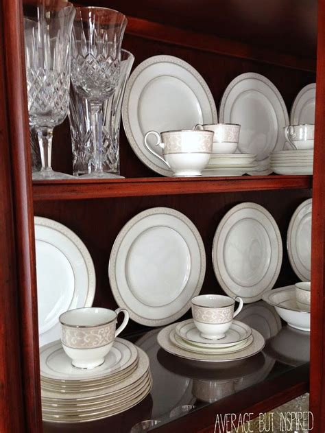 25 best ideas about china cabinet display on
