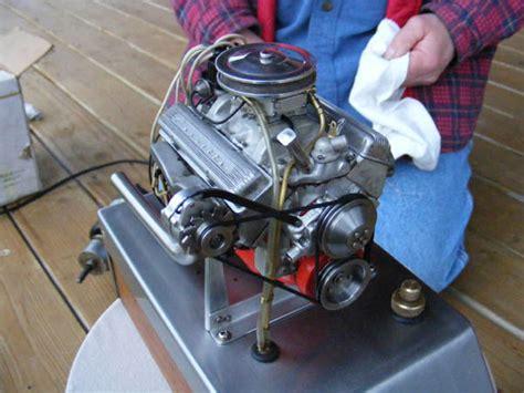 working mini v8 engine kit world s smallest chevrolet 327 v8 engine amcarguide com