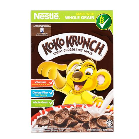 koko krunch related products same brand