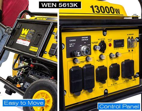 100 420cc ovh 4 stroke gas powered portable generator