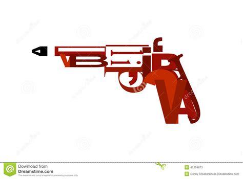 Letter Guns Letter Gun