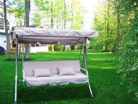 cheap patio swings with canopy porch swings patio swing with canopy pinterest