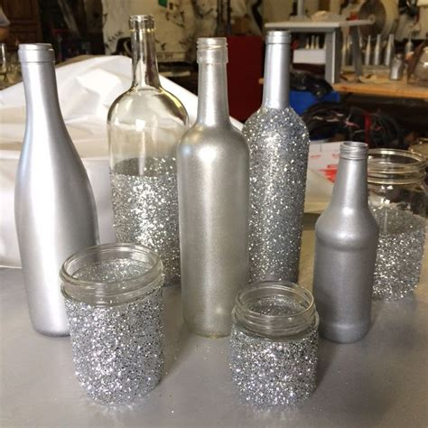 Silver Vases For Centerpieces by Best 25 Silver Vases Ideas On Royal Blue