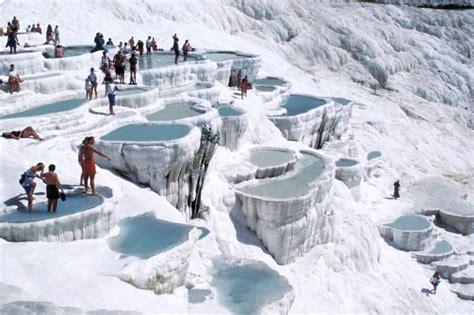 pamukkale thermal pools turkey pamukkale tour 1 day hierapolis daily tours antalyadaily tours antalya