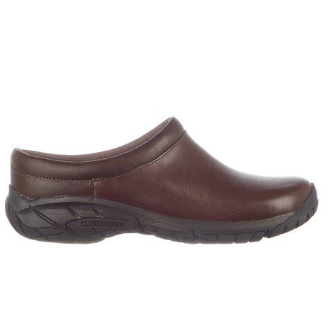 clog shoes for merrell encore 2 clog mule slip on shoe womens