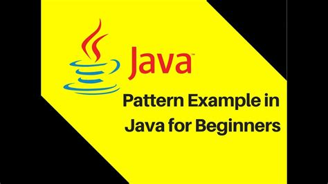 java swing tutorial for beginners with exles 5 11 pattern exle in java for beginners tutorial