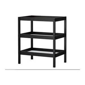 Sundvik Changing Table Sundvik Changing Table Ikea 59 99 Article Number 602 246 72 Black Brown Length 32 1 4
